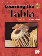 Learning the Tabla book / cd set