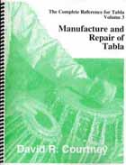 Manufacture and Repair of Tabla - book