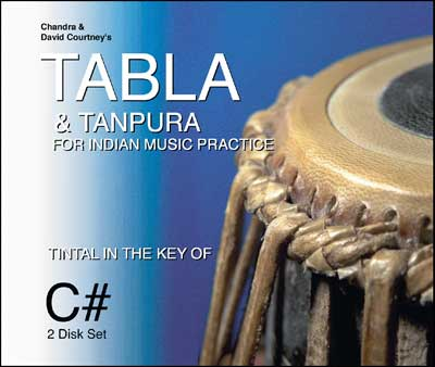 Tabla & Tanpura for Indian music practice