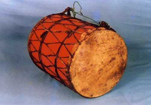 Urumili Folk Drum Of Kerala