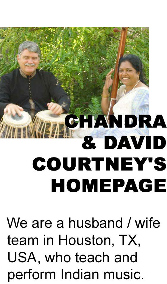 Chandra and David Courtney's Homepage