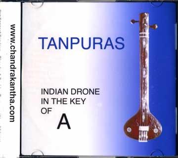 Tanpura CD