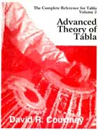 Advanced Theory of Tabla - book